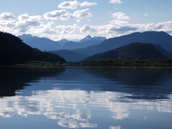 Lillooet River, BC