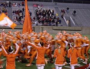 Cheeringtheteam